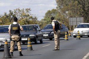 control policía Brasil